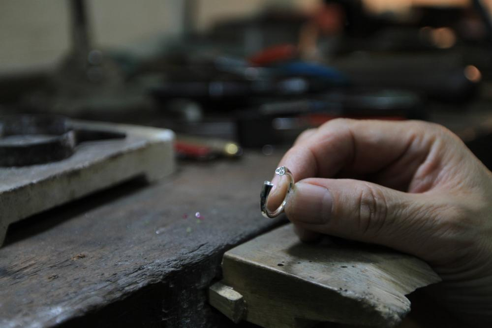 Custom Design Jewelry Process - Can also be used as your down payment
